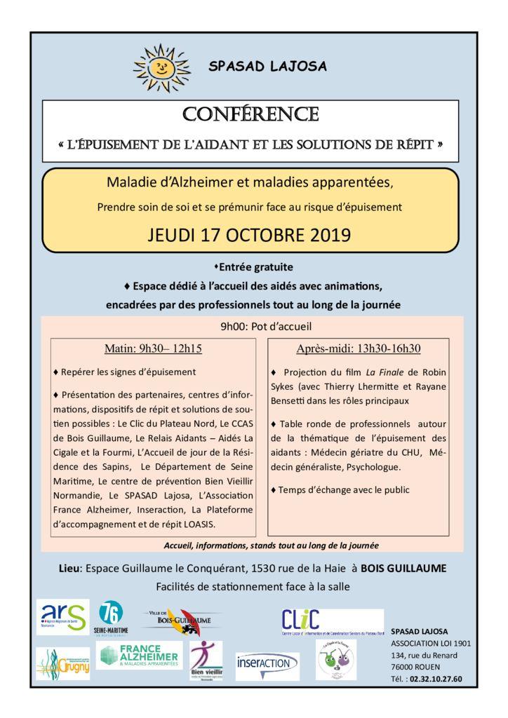 thumbnail of affiche A4 conference – 17 Octobre BG (1)