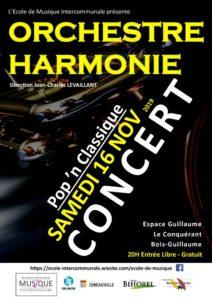 thumbnail of Harmonie Novembre 2019